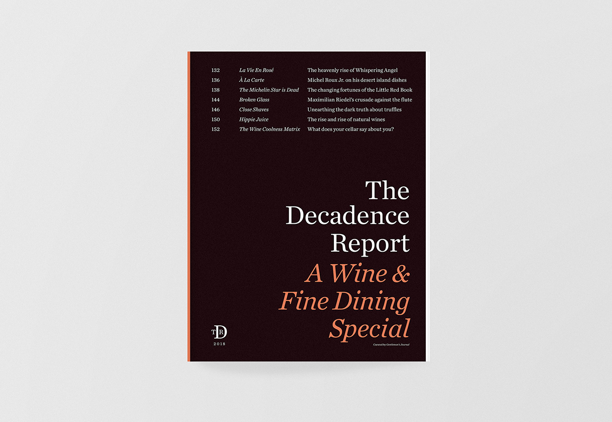 The Decadence Report