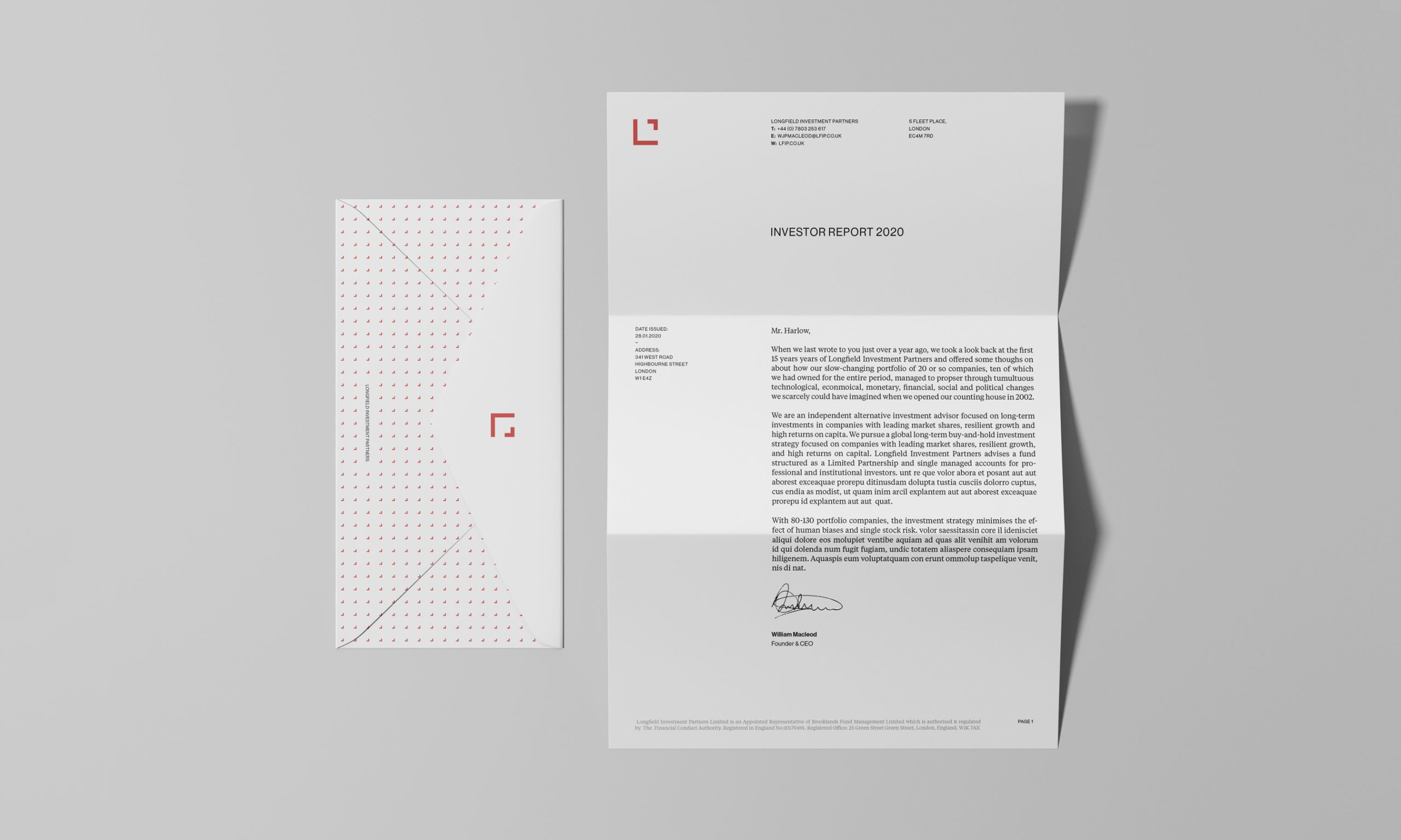 Headed paper-Envelope-2